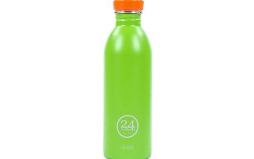 24bottles Urban Fiets Bidon - Lime Green