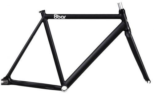 8bar FHAIN v3 Frame - Zwart