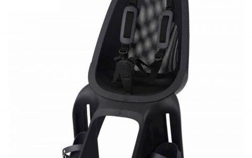 Air achterstoeltje drager bevestiging zwart