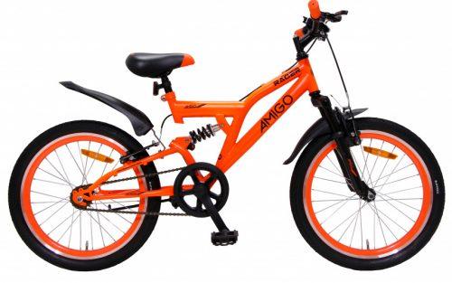 Amigo - Racer 20 Inch 33 Cm Junior V-brakes Oranje
