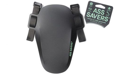 Ass Savers Mudder Mini Spatbord - Zwart