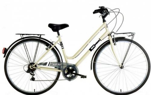Aurelia - Donna 28 Inch 50 Cm Dames 6v V-brakes Beige