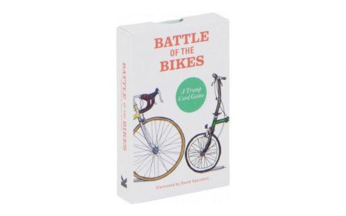 Battle of the Bikes: A Trump Card Game Kaartenspel