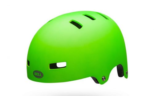 Bell Local Helm - Matte Kryptonite