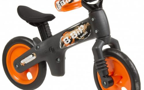 Bellelli - Bbip 12 Inch Junior Zwart/oranje