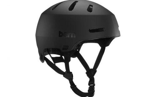Bern Macon 2.0 Helm - Mat Zwart
