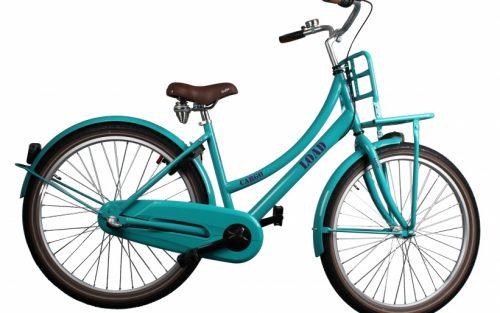 Bike Fun - Cargo Load 26 Inch 43 Cm Meisjes 3v Terugtraprem Groen