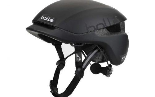 Bollé Messenger Premium Hi-Vis Helm - Zwart