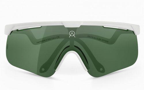 Bril Alba Optics Delta Sand - VZUM Leaf
