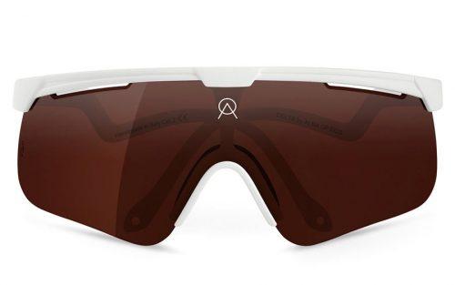 Bril Alba Optics Delta White - VZUM Pou