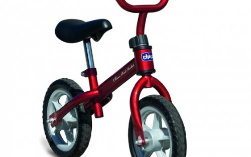 Chicco - Red Bullit Loopfiets 10 Inch Junior Rood