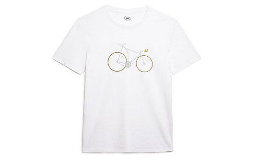 Cikkel Aero Wit T-shirt