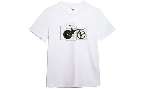 Cikkel Black Panther Wit T-shirt