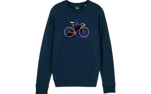 Cikkel Orange Is The New Black Sweatshirt Blauw