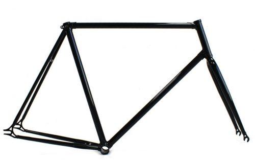 Classic Frame - Zwart