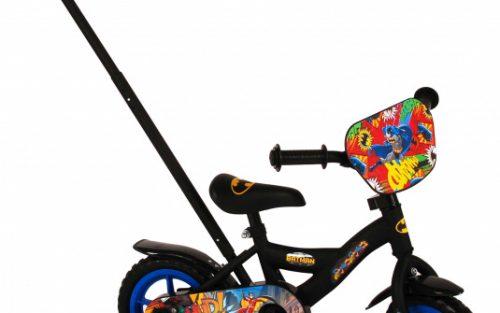Dc Comics - Kinderfiets Batman 10 Inch 18 Cm Jongens Doortrapper Zwart