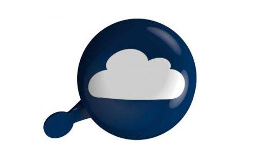 Dingdong Fietsbel - Cloud Blue