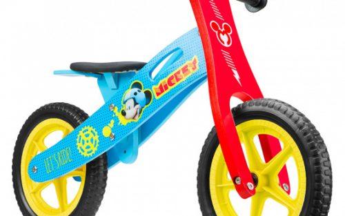 Disney - Mickey Mouse 12 Inch Junior Rood/blauw