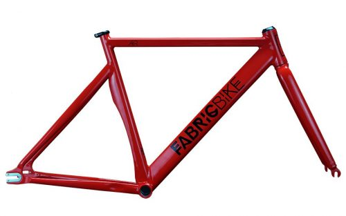 Fabric Bike Air Frameset - Rood