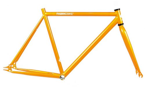 FabricBike Original Orange Frameset