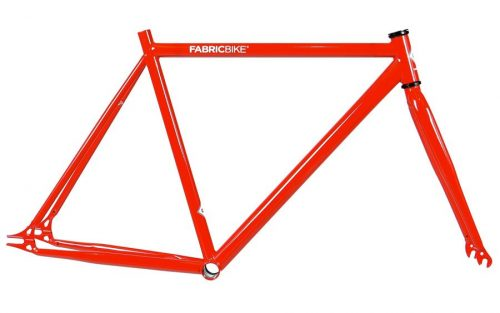FabricBike Original Red Frameset