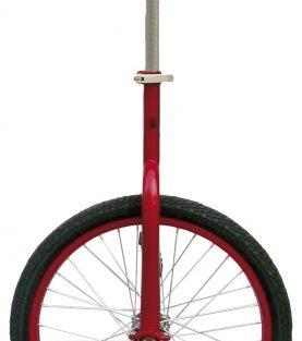 Fun - Eenwieler 20 Inch 46 Cm Unisex Rood