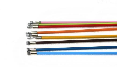 Gekleurde Achterrem kabel