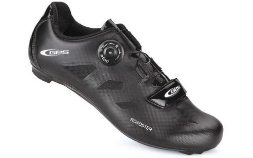 Ges Roadster Fietsschoenen - Zwart