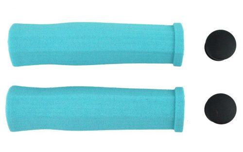 Ges Schuim Stuur Handvaten - Blauw