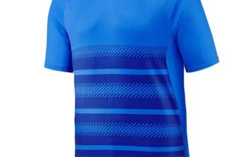 Giant Transcend SS wielershirt blauw