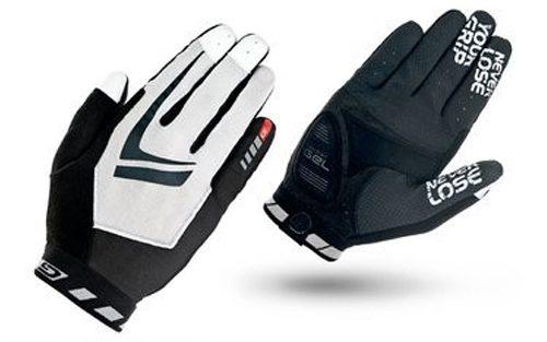 GripGrab Racing wielerhandschoen zwart / wit