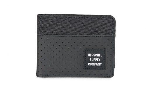 Herschel Roy Portefeuille - Black Aspect Collection
