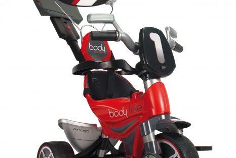 Injusa - Body Sport Junior Rood
