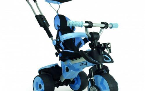 Injusa - City Trike Junior Blauw