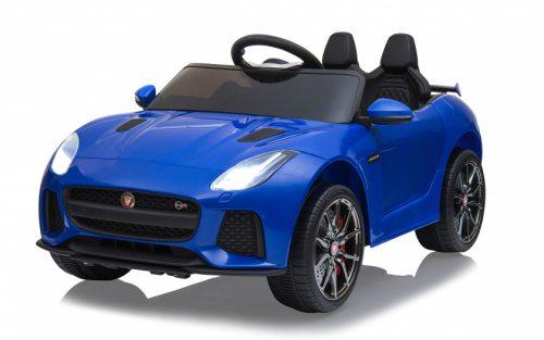 Jamara - Ride-on Jaguar F-type Svr Junior Blauw