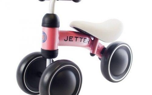 Jetter - Loopfiets Junior Rood