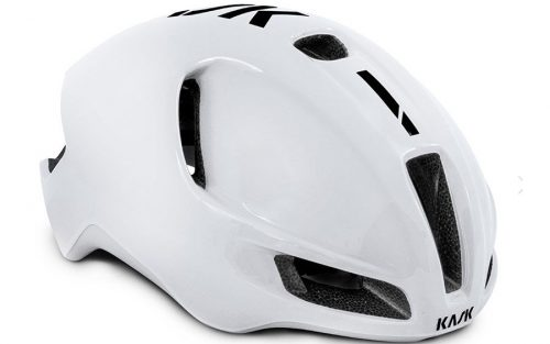 Kask Utopia Helm - Wit Zwart