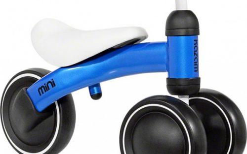Kazam - Mini Loopfiets Junior Blauw