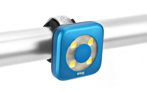 Knog Blinder 4 Circle - Blauw