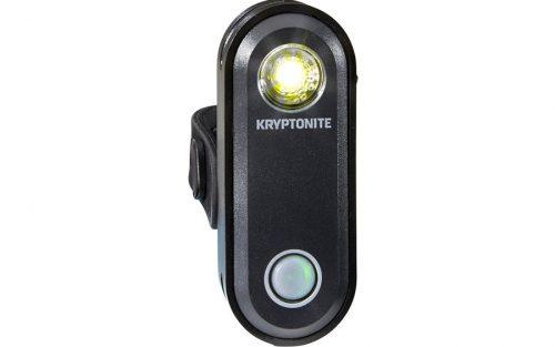 Kryptonite Avenue F-65 USB Voorlicht - Zwart