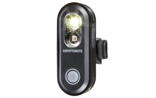 Kryptonite Avenue F-70/R-35 USB Voor- of Achterlicht - Zwart