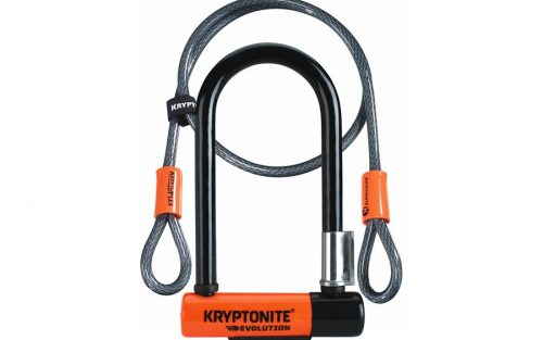 Kryptonite Evolution Mini 7 + 4'Flex - Nieuwe Editie