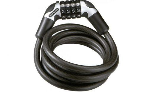 Kryptonite Kryptoflex 1218 Combo Cable Fietsslot