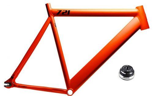 Leader 721 Frame - Matte Oranje
