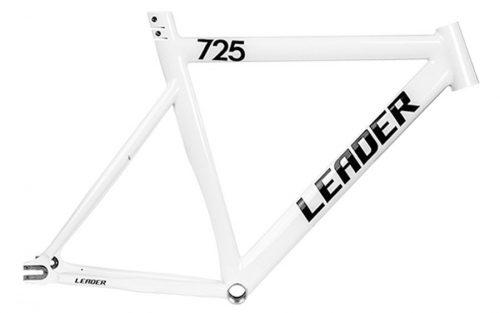 Leader 725 Frame - Wit