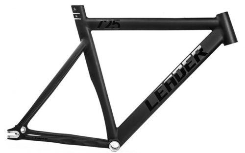 Leader 725 Frame - Zwart