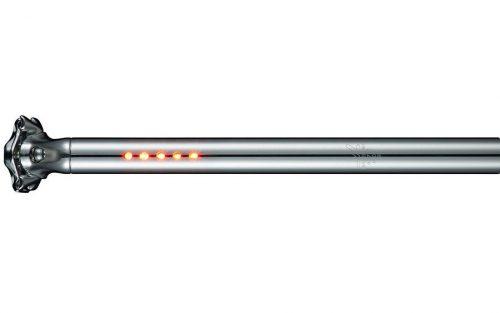 Lightskin LED USB Zadelpen - Zilver
