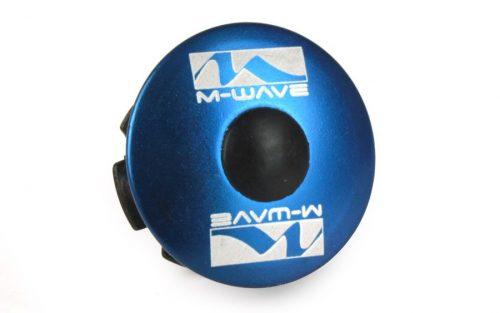 M-Wave Ahead Balhoofd Cap met Klauw - Blauw