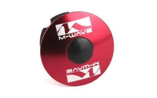 M-Wave Ahead Balhoofd Cap met Klauw - Rood