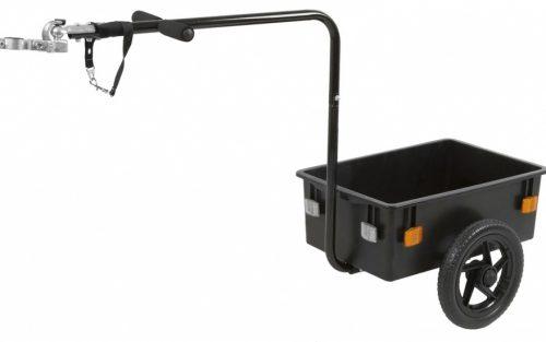 M-wave - Mini Fietskar 12 Inch Unisex Zwart
